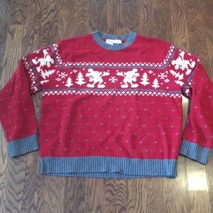 Great men's Disney sweater